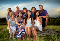 Goosen Family - 1 January 2014